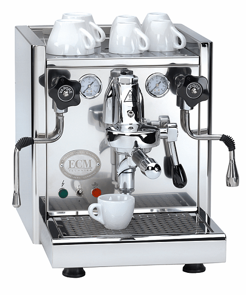 ecm espresso coffee machines manufacture kaffee erlebnis. Black Bedroom Furniture Sets. Home Design Ideas