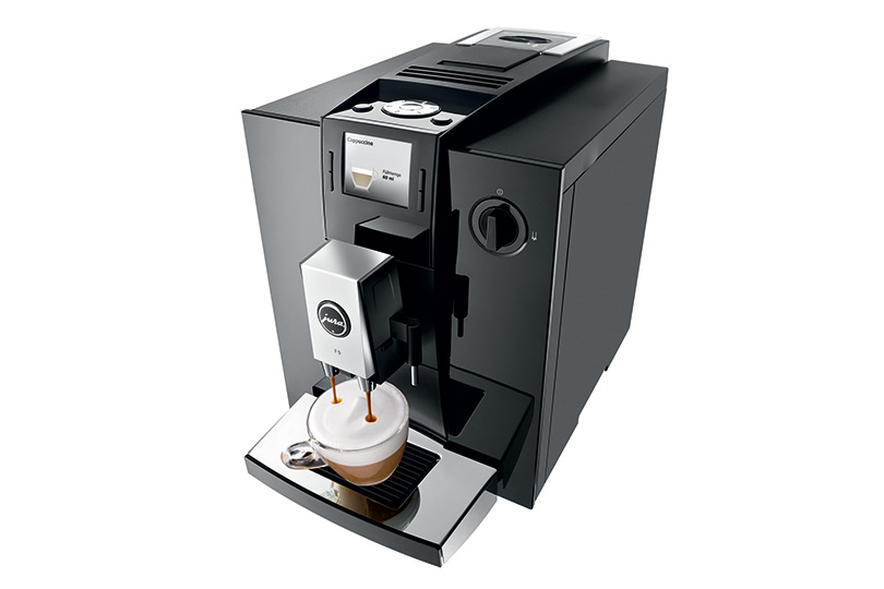 jura f9 kaffeevielfalt auf knopfdruck kaffee erlebnis. Black Bedroom Furniture Sets. Home Design Ideas